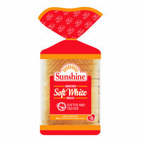 Sunshine Enriched Bread - Soft White 400G | Breads | Office Pantry Supplies