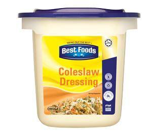 a Best Coleslaw Dressing 4 x 3LTR for 73.25