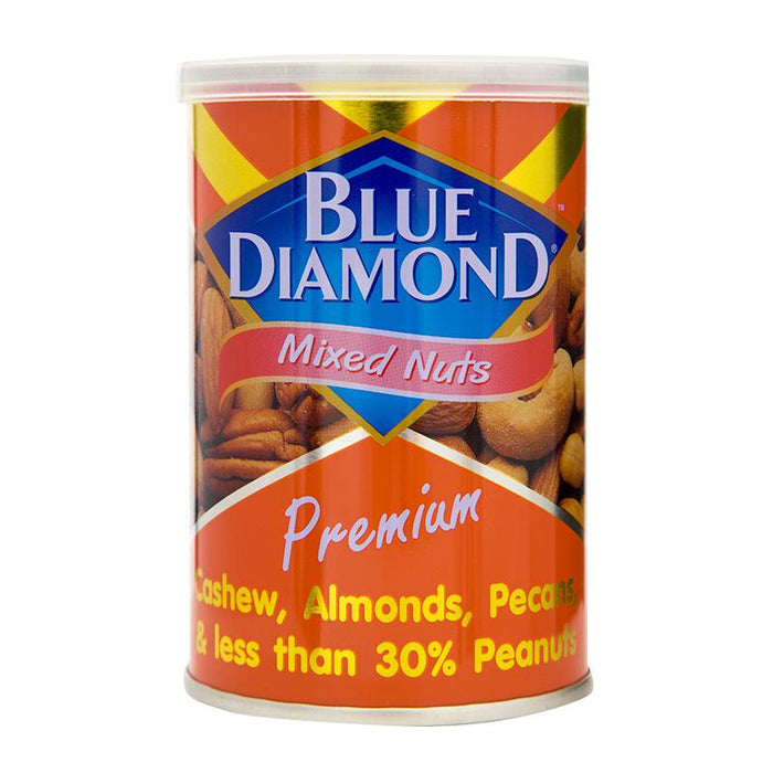 a Blue Diamond Premium Mixednut 12 x 135 g for 76.48