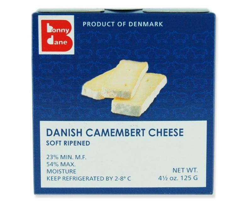 a Camembert Cheese 12 x 125 g for 51.2