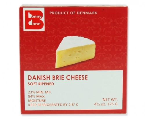 a Brie Cheese 12 x 125 g for 51.2