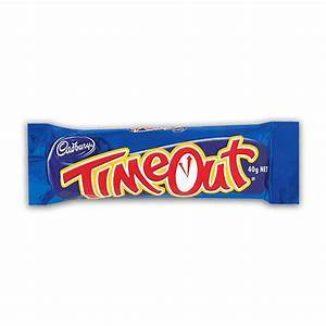 a Cadbury Timeout 40 x 40 g for 70.4