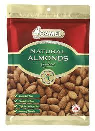 a Camel Natural Almond Baked (Roasted) 1 x 1 kg for 26.67