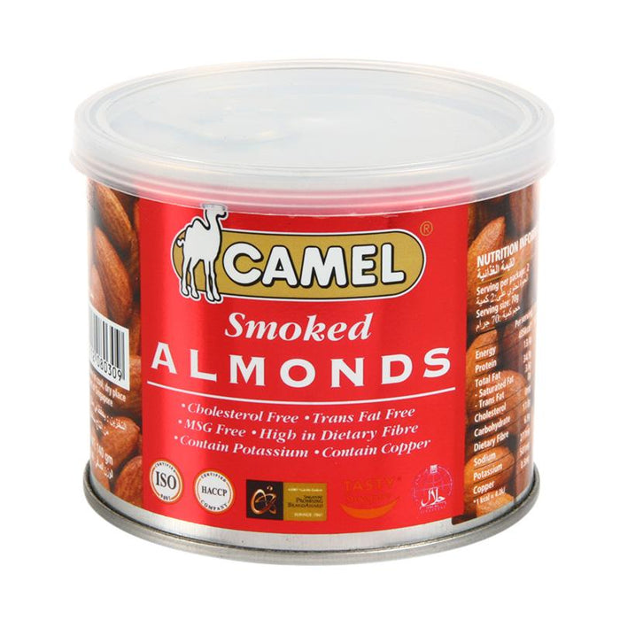 a Camel Smoked Almond 12 x 130 g for 64