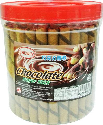 a Chewly Choco.Wafer Stick 6 x 480 g for 31.2