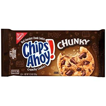 a Chips Ahoy! Chunky Mp 12 x 8 x 24 g for 45.44