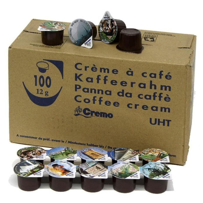 a Portion Coffee Cream 200 x 12 g for 20