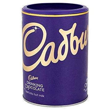 a Cadbury Drinking Cocoa Powder 6 x 500 g for 53.52