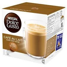 a Dg Cafe Au Lait Nescafe 3 x 160 g (16'S) for 37