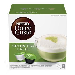 a Dg Green Tea Latte 3 x 160 g (16'S) for 37