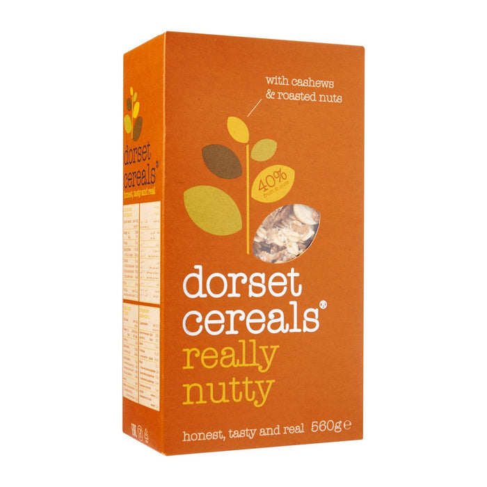 a Dorset Cereal Nutty Muesli 8 x 560 g for 62.93