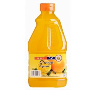 a Dc Orange Cordial 6 x 1LTR for 16