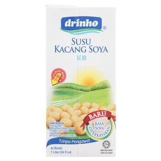 a Drinho Soya Milk 12 x 1LTR for 13.87