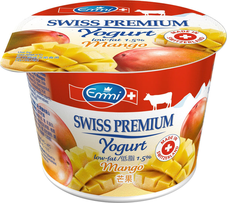 a Emmi Mango Low Fat Yoghurt 20 x 100 g for 17.33