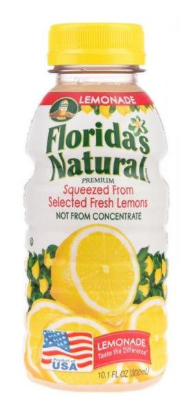 a Florida Lemondade 24 x 300ML for 46.4
