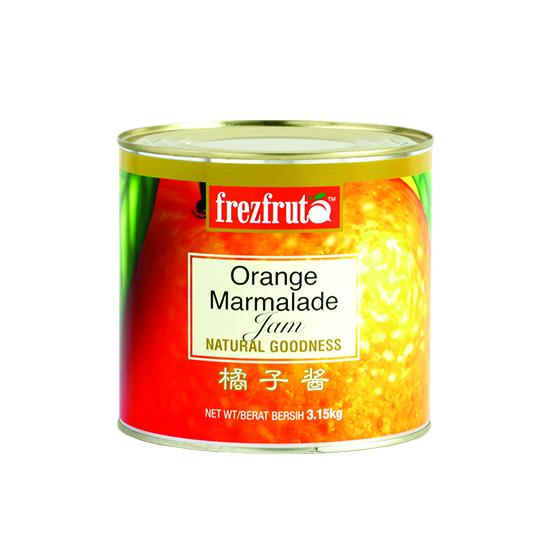 a Frezfruita Jam Orange Marmalade 6 x 3.15 kg for 85.6