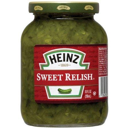 a Heinz Sweet Relish (10Oz) 12 x 296ML for 47.88