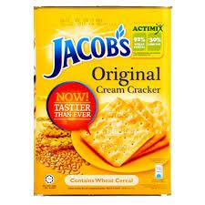 a Jacob'S Cream Cracker 8 x 750 g for 66.13