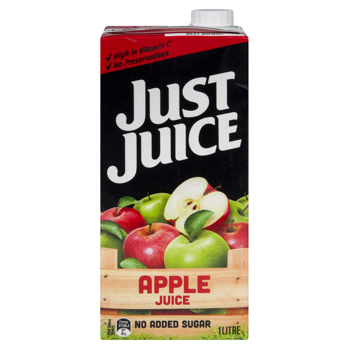 a Just Juice - Apple 12 x 1LTR for 25.28