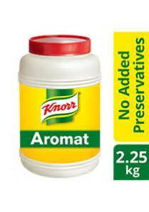 a Knorr Aromat Seasoning 6 x 2.25 kg for 149.69