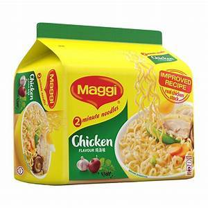 a Maggi Instant Noodle - Chicken 12 x 5'S x 77 g for 29.28
