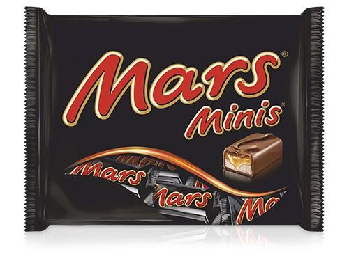 a Mars Funsize- New Packing 24 x 400 g for 133.33