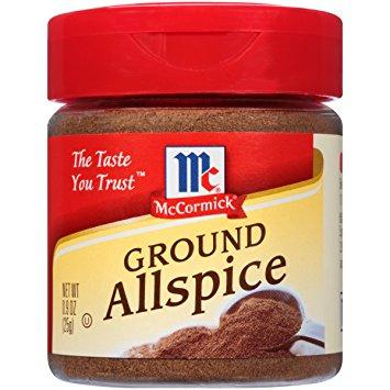 a Mccormick All Spice Powder 1 x 25 g for 5.4