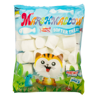a Mellow Kingdom Marshmallow White (4Cm) 12 x 200 g for 28