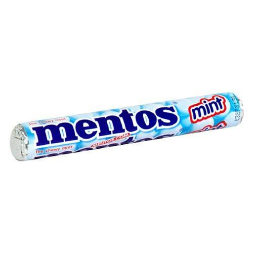 a Mentos Mint 40 x 37.5 g for 22.67