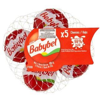 a Mini Babybel Cheese Red 5P 12 x 110 g for 48.8