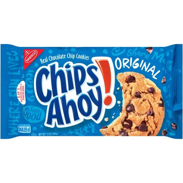 a Chips Ahoy! Original Slug 24 x 85.5 g for 32