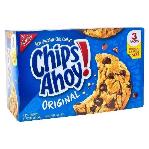 a Chips Ahoy! Original Mp 12 x 6 x 38 g for 45.44