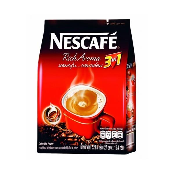 a Nescafe 3 In 1 Regular Stp50'S 18 x 50'S x 19 g for 168.48