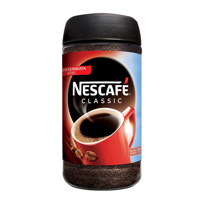 a Nescafe Original(Classic) Jar 12 x 200 g for 73.33