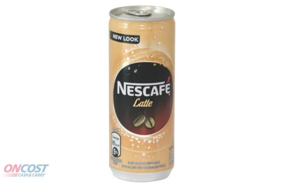 a Nescafe Latte Rtd Can 24 x 240ML for 26.88