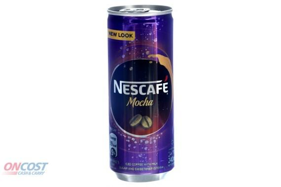 a Nescafe Mocha Rtd Can 24 x 240ML for 26.88