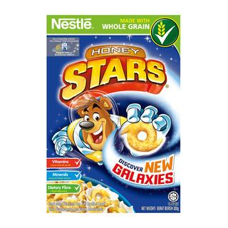 a Nestle Honey Star Cereal 18 x 300 g for 109.2
