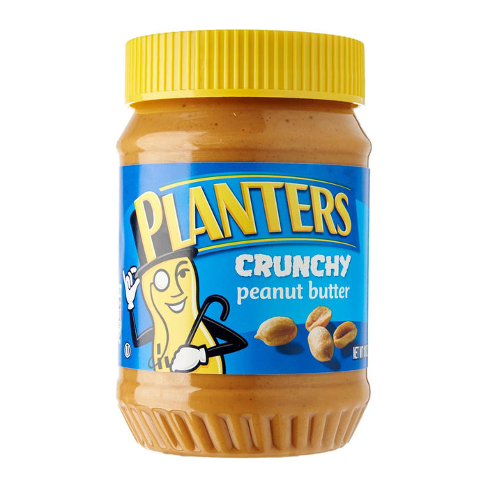 a Planters Creamy Peanut Butter 12 x 510 g for 56.48