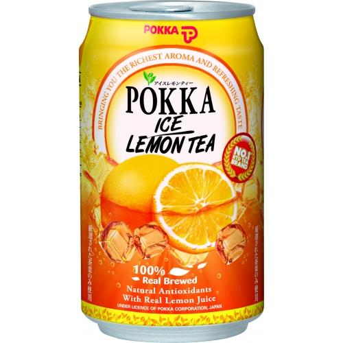 a Pokka Ice Lemon Tea 24 x 300ML for 14.4