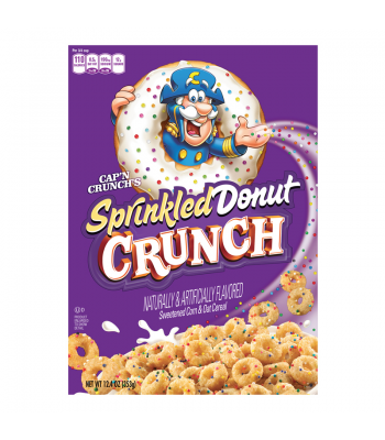 a Quaker Captain Spinkle Donut Crunch 14 x 353 g for 89.41