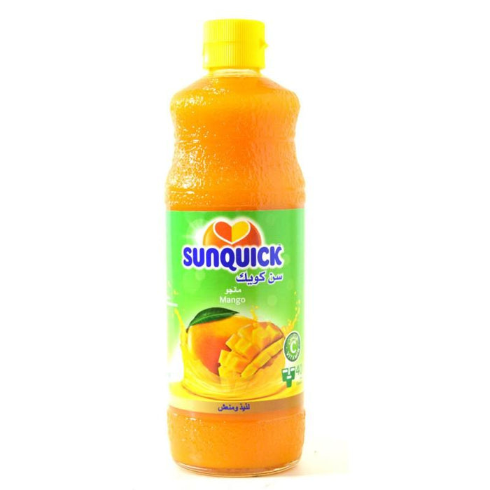 a Sunquick Mango 6 x 840ML for 42.08