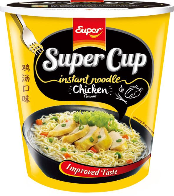 a Super Cup Noodles - Chicken 24 x 65 g for 19.2