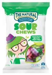 a Tncc Sour Chews 10 x 220 g for 48.4