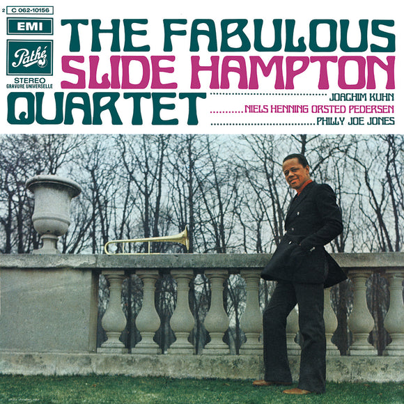 THE FABULOUS SLIDE HAMPTON QUARTET (LP) - SLIDE HAMPTON