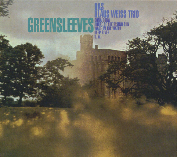 GREENSLEEVES - KLAUS WEISS TRIO