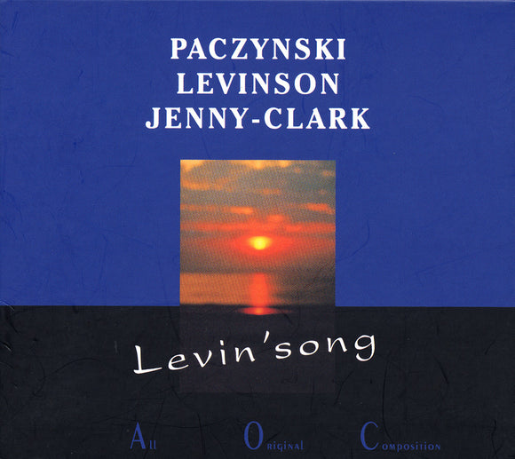 LEVIN'SONG - GEORGES PACZYNSKI TRIO
