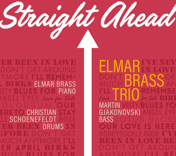 STRAIGHT AHEAD - ELMAR BRASS TRIO