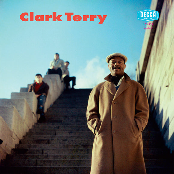 CLARK TERRY and HIS ORCHESTRA (LP) - CLARK TERRY feat. PAUL GONSALVES