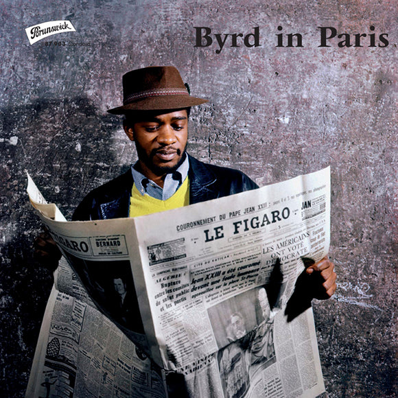 BYRD IN PARIS VOL.1 & VOL.2 (LP) - DONALD BYRD