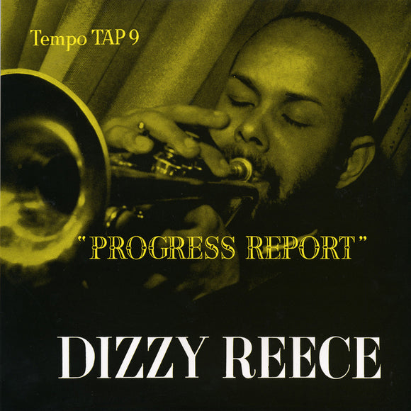 PROGRESS REPORT (LP) - DIZZY REECE